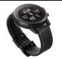 Strap-it® Xiaomi Amazfit Pace leren bandje (zwart)