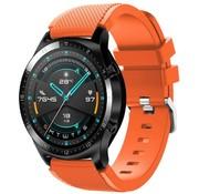 Huawei Watch GT siliconen bandje (oranje)