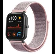 Xiaomi Amazfit GTS nylon band (pink sand)