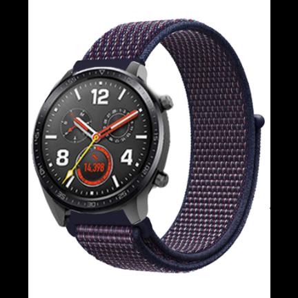 Huawei Watch GT nylon bandjes