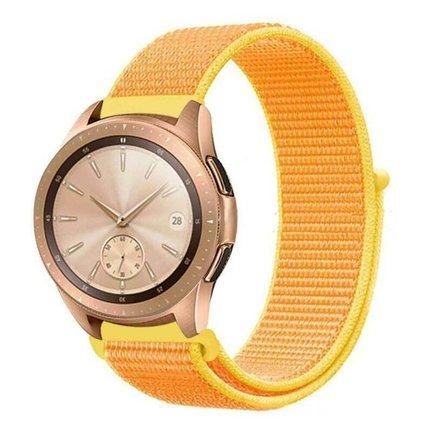 Samsung Galaxy Watch 42mm nylon bandjes