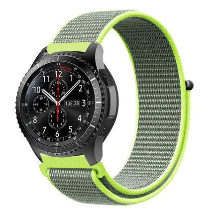 Samsung Galaxy Watch 46mm nylon bandjes