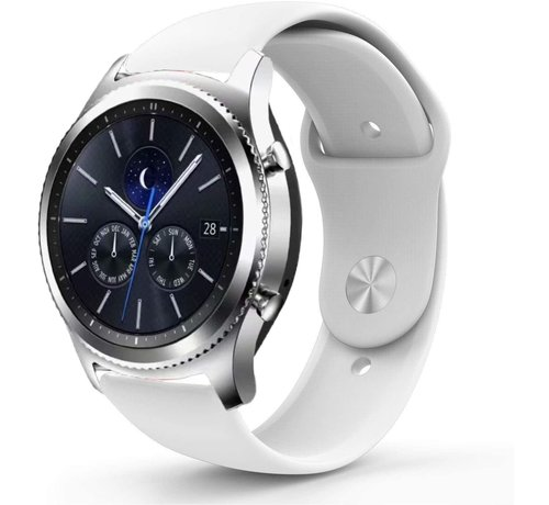 Samsung Gear S3 sport band (wit)