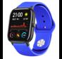 Strap-it® Xiaomi Amazfit GTS sport band (blauw)
