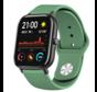 Strap-it® Xiaomi Amazfit GTS sport band (legergroen)