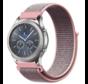 Strap-it® Samsung Gear S3 nylon band (pink sand)