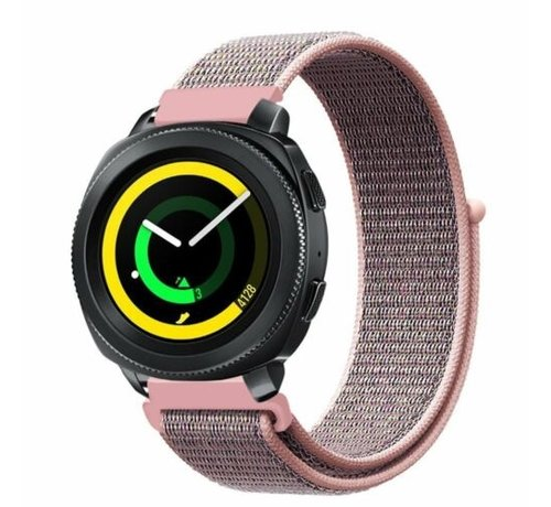 Strap-it® Strap-it® Samsung Gear Sport nylon band (pink sand)