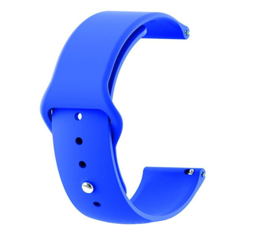Strap-it® Garmin Vivomove HR sport band (blauw)
