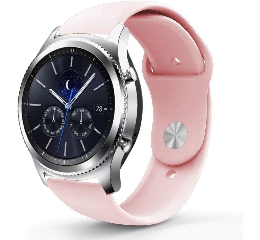 Strap-it® Samsung Gear S3 sport band (roze)