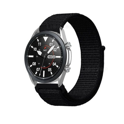 Samsung Galaxy Watch 45mm nylon bandjes