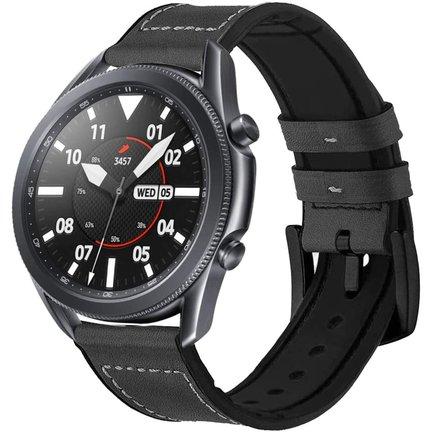 Samsung Galaxy Watch 45mm leren bandjes