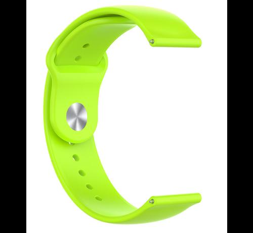 Strap-it® Strap-it® Garmin Venu sport band (lichtgroen)