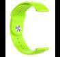 Strap-it® Garmin Venu sport band (lichtgroen)
