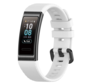 Strap-it® Huawei band 3 / 4 silicone band (wit)
