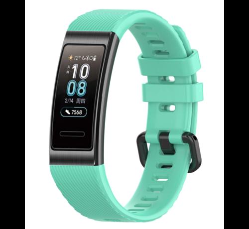 Strap-it® Strap-it® Huawei band 3 / 4 Pro silicone band (aqua)