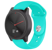 Strap-it® Garmin Vivomove HR sport band (aqua)