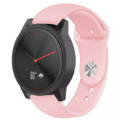 Strap-it® Garmin Vivomove HR sport band (roze)