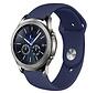 Strap-it® Samsung Gear S3 sport band (donkerblauw)