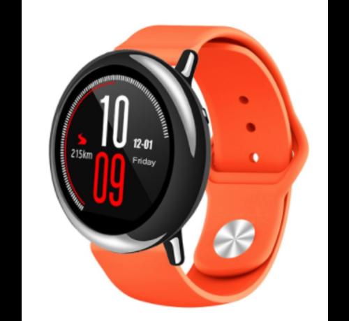 Strap-it® Strap-it® Xiaomi Amazfit Pace sport band (oranje)
