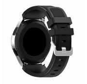 Strap-it® Garmin Forerunner 245 / 645 silicone band (zwart)