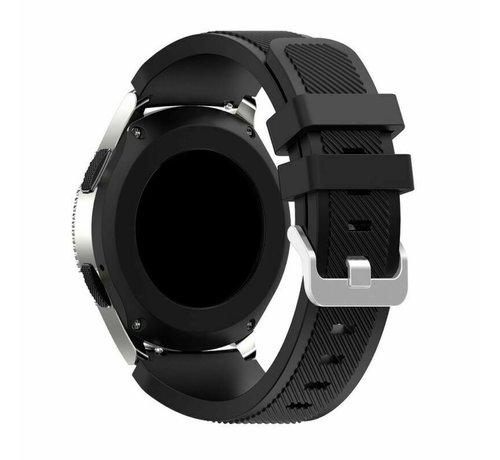 Strap-it® Strap-it® Garmin Forerunner 245 / 645 silicone band (zwart)