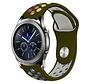 Strap-it® Samsung Gear S3 sport band (legergroen kleurrijk)