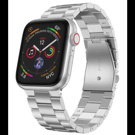 Apple Watch stalen bandjes