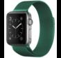 Strap-it® Apple Watch SE Milanese band (groen)