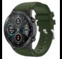 Strap-it® Honor Magic Watch 2 siliconen bandje (legergroen)