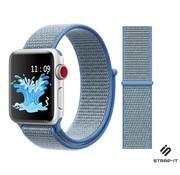 Apple Watch SE nylon band (blauw)