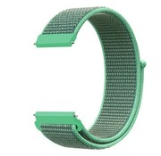 Strap-it® Xiaomi Amazfit Bip nylon band (mint)