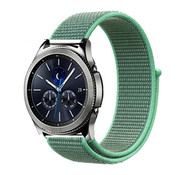 Strap-it® Samsung Gear S3 nylon band (mint)