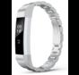 Strap-it® Fitbit Alta / Alta HR stalen bandje (zilver)