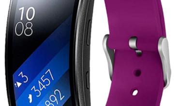 Samsung Gear Fit 2 Pro bandje vervangen