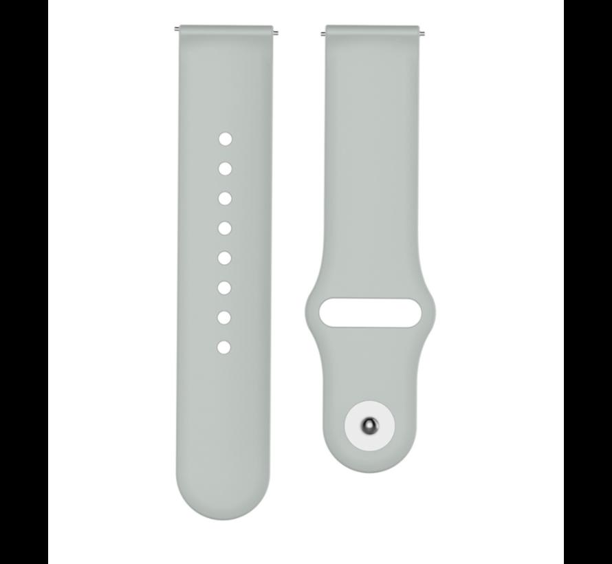 Strap-it® Garmin Vivoactive 3 sport band (grijs)