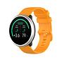 Strap-it® Polar Unite siliconen bandje (oranje)
