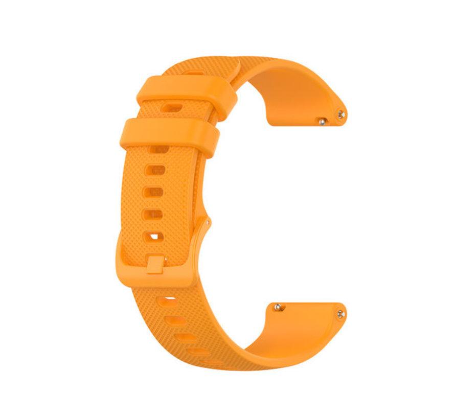 Strap-it® Polar Vantage M siliconen bandje (oranje)