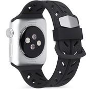 Strap-it® Apple Watch Special Edition band (zwart)