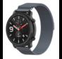 Strap-it® Xiaomi Amazfit GTR Milanese band (space grey)