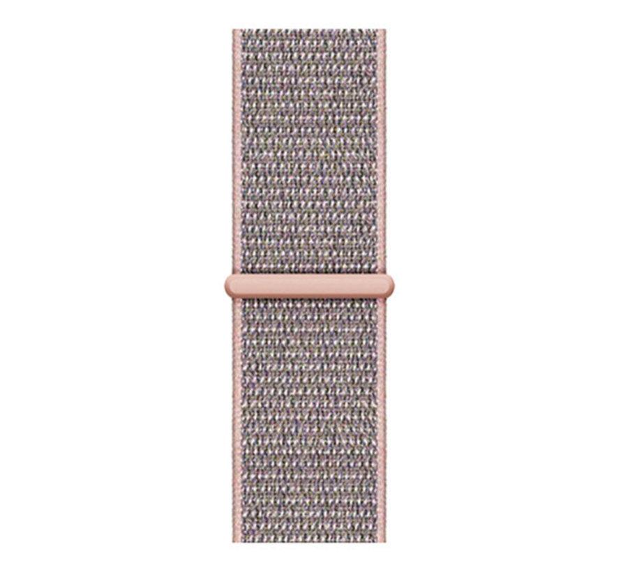 Strap-it® Garmin Venu nylon band (pink sand)