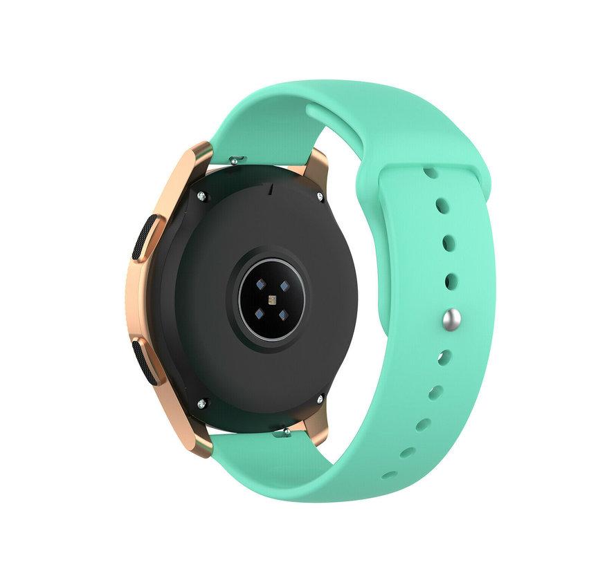 Strap-it® Samsung Galaxy Watch sport band 41mm / 42mm (aqua)