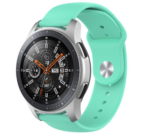 Strap-it® Strap-it® Samsung Galaxy Watch sport band 45mm / 46mm (aqua)