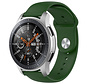 Strap-it® Samsung Galaxy Watch sport band 45mm / 46mm (legergroen)