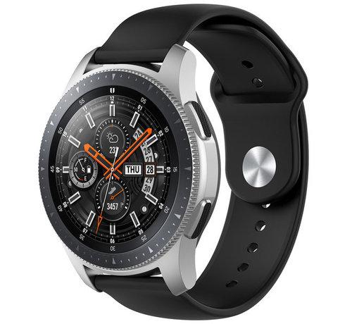 Strap-it® Strap-it® Samsung Galaxy Watch sport band 45mm / 46mm (zwart)