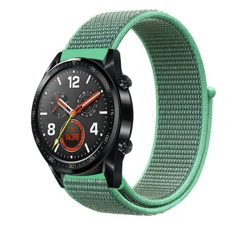 Strap-it® Strap-it® Huawei Watch GT nylon band (mint)