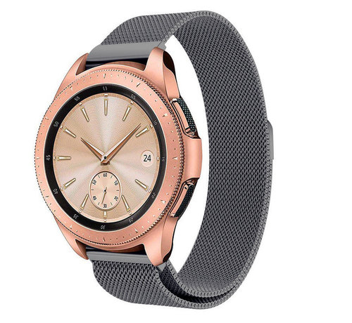 Strap-it® Strap-it® Samsung Galaxy Watch Milanese band 41mm / 42mm (space grey)