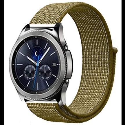 Samsung Gear S3 nylon bandjes