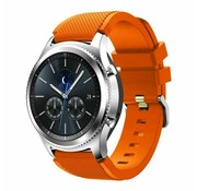 Strap-it® Samsung Gear S3 silicone band (oranje)