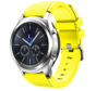 Strap-it® Samsung Gear S3 silicone band (geel)