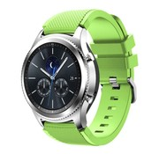 Strap-it® Samsung Gear S3 silicone band (lichtgroen)
